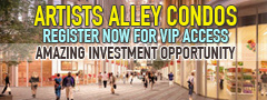 Artists Alley Condos - Register NOW for VIP Access!