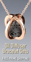Oil Diffuser Necklace & Bracelets Gifts